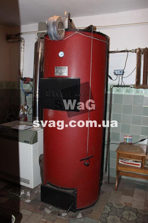 SWaG-40-U - Львівська обл., с. Солонка