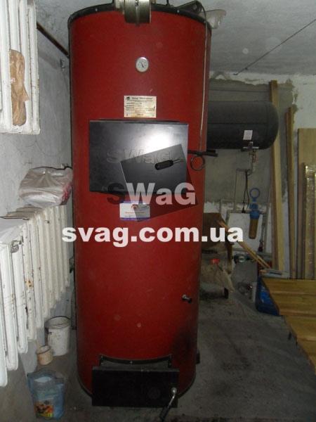 SWaG-40U - Львівська обл., Жовківський р-н, с. Стара Скварява